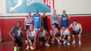 Veteranos do Basquete recebem o Paulistano na sede da Atlética